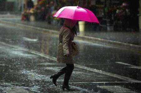 Continuarán condiciones de lluvia en gran parte del país