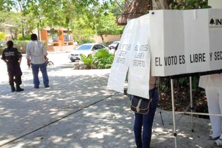 En Tamaulipas el nivel de abstencionismo fue del 55%