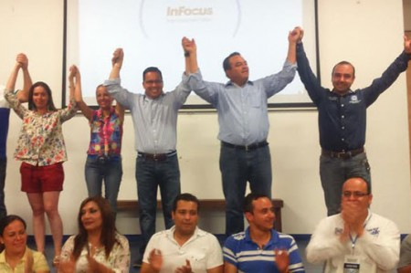 Héctor Castillo anticipa su triunfo
