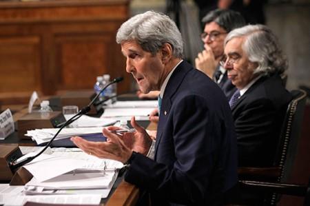 Kerry defiende ante Congreso de EU acuerdo logrado con Irán