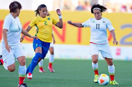 Tri Femenil irá por el bronce tras perder 4-2 con Brasil
