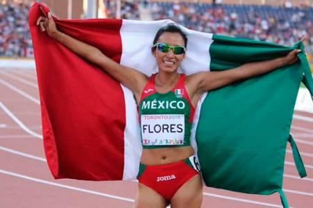 Brenda Flores se lleva oro y récord panamericano