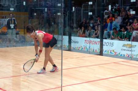 Paola Longoria definirá el oro de raquetbol ante argentina Vargas
