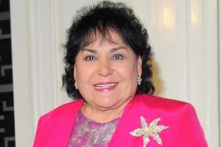 'Nosotros los guapos' hace feliz a Carmen Salinas