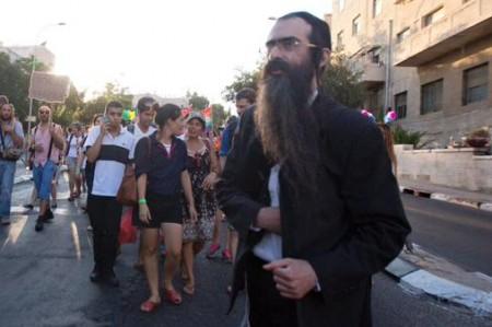 Acuchilla a 6 gays en desfile en Jerusalén