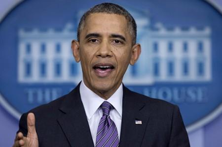 Obama recibe a Trudeau en Casa Blanca con honores militares