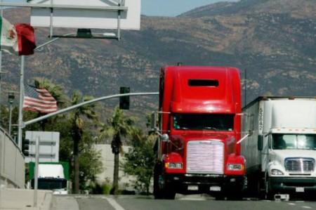 Ponen límites a carga pesada en Santa Catarina