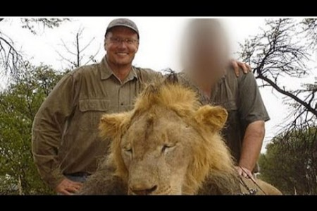 Indignación en EU por muerte del león Cecil