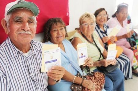 Festejarán a 500 'abuelitos' en Reynosa