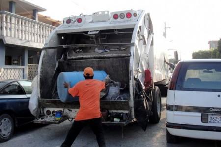 Incrementan las rutas para la recolección de basura