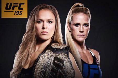 Ronda Rousey sorprende con su próxima rival