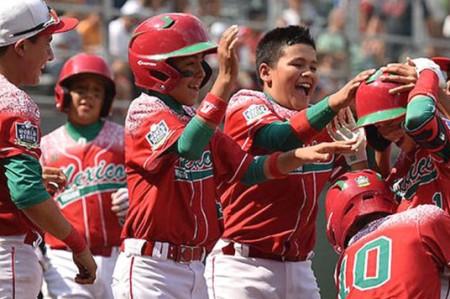 México gana y va a semifinal de Pequeñas Ligas