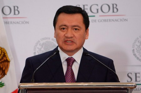 Se necesita 'diálogo permanente' entre México y EU: Osorio Chong