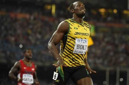Bolt, a la final de los 200 metros