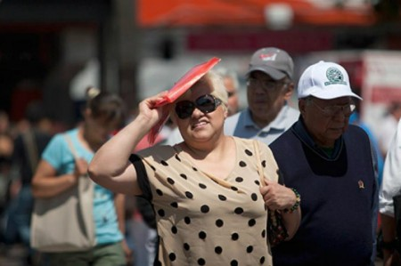 Extienden una semana más alerta amarilla por calor en Chihuahua