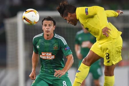Jonathan dos Santos y Villarreal caen en su debut en Europa League