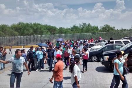 Por fin, ya liberan puente internacional Reynosa-Hidalgo