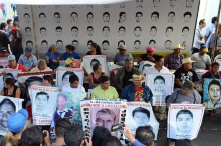 WOLA  pide a México concentrarse en la búsqueda de los 43