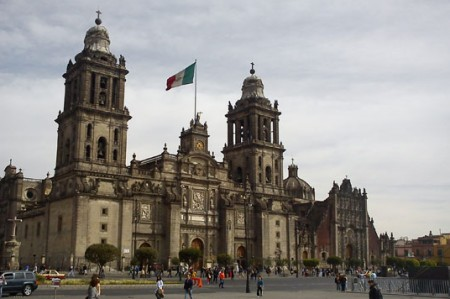 Rezan en Catedral por jugadores del Chapecoense