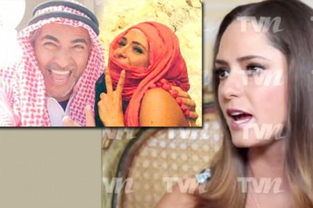 Amante de Raúl Araiza se burla de su esposa y habla sobre su relación