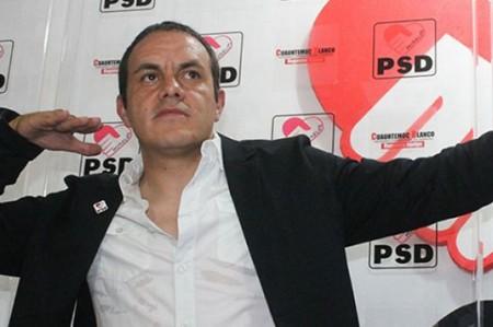 TEPJF confirma triunfo de Cuauhtémoc Blanco