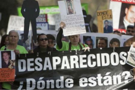 Queremos que nos escuchen: familiares de desaparecidos