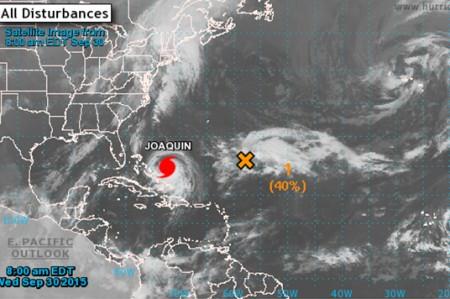 Joaquín se convierte en huracán y lanza alerta para Las Bahamas