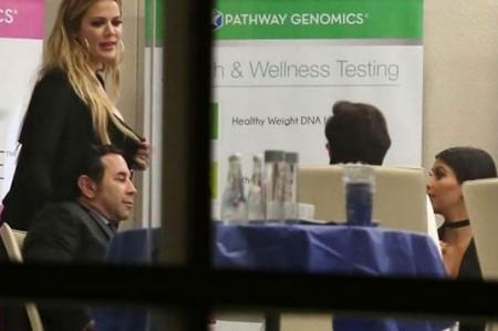 Las Kardashian se hacen prueba para detectar cáncer