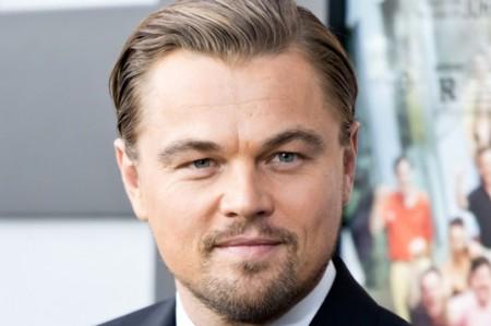 Su madre le roba protagonismo al bebé DiCaprio