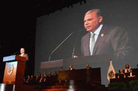 Destaca Pepe Elías lucha contra inseguridad en segundo informe