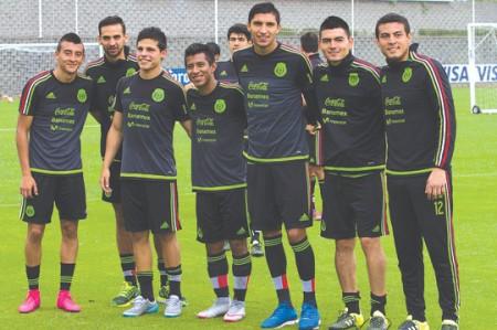 'Todos querrán ganarnos': Ponchito