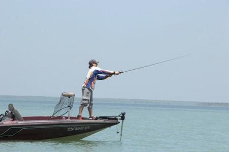 Torneos de pesca en Tamaulipas reúnen más de 100 mil participantes