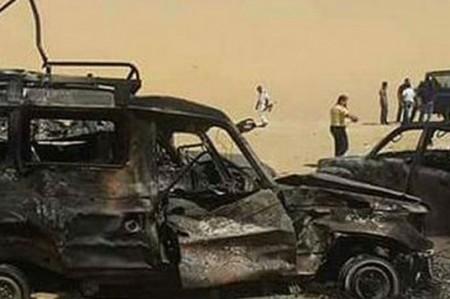 Turistas mexicanos; bombardeados sin advertencia