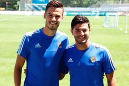 Vela y Reyes afrontarán con Real Sociedad el clásico vasco
