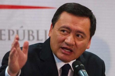 Osorio Chong pedirá al Congreso aprobación de reformas