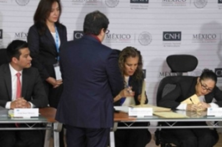 Empresa italiana ENI International gana bloque 1 de Ronda Uno