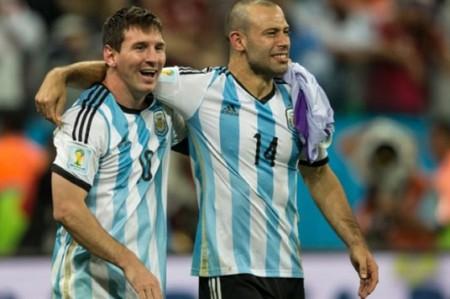Ausencia de Lionel Messi en selección argentina no es excusa: Mascherano