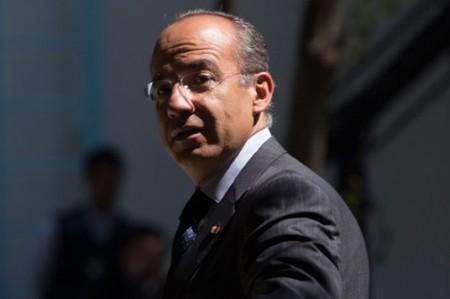 Calderón afirma que dejó plan para el AICM