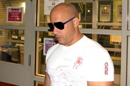 Vin Diesel se burla de su 'gordura'