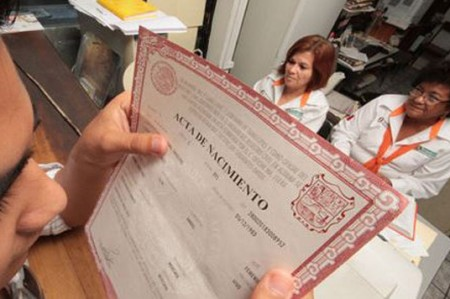 Expide Registro Civil de Tamaulipas más de 22 mil actas foráneas