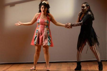 Una noche de ópera en el Cervantino