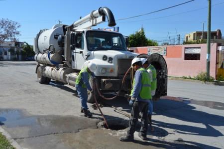 Suspensión temporal del servicio de agua, por trabajo de infraestructura