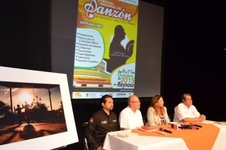 Invitan al Segundo Festival Nacional de Danzón en Reynosa