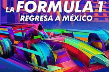 México da la bienvenida al Gran Premio Fórmula Uno