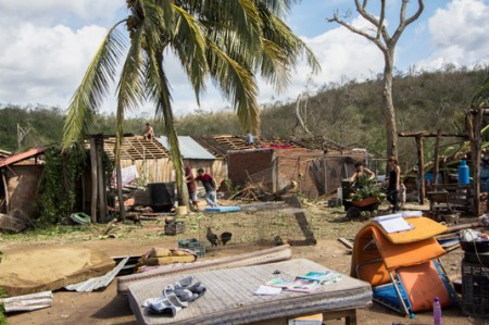 Huracán 'Patricia' deja 10 mil afectados: Meade