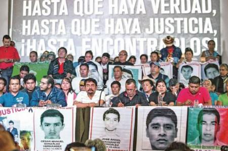 Inicia reparación del daño por Ayotzinapa