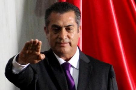 Jaime Rodríguez ya es gobernador de Nuevo León