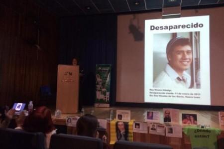 Familiares buscan a desaparecidos en Nuevo León