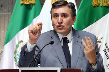 'Mando Único debe respetar derechos humanos': CNDH