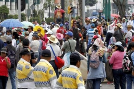 Campesinos alistan movilizaciones en memoria de Zapata